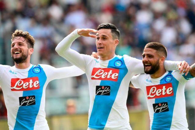 Scudetto al Napoli, Sarri:
