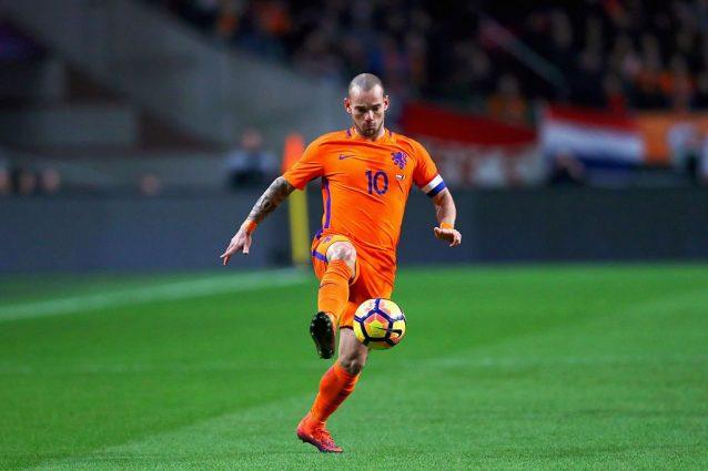 Dall'Olanda: Nizza, contatti ben avviati con Sneijder