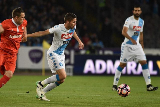 Mercato Napoli, Jorginho all'Arsenal? L'agente: