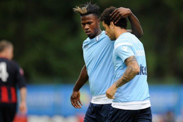 Lazio, 16 gol all'Auronzo di Cadore: Keita scatenato, ne segna 6