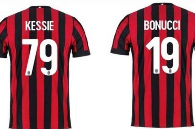 Milan, Bonucci: 'Kessie mi ha lasciato la maglia numero 19'