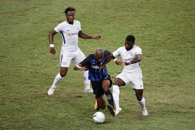 """Inter, Padelli sfotte Kondogbia dopo l'autorete: """"Che gran gol"""""""