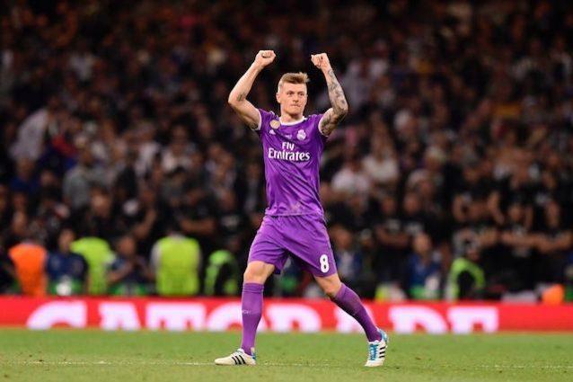 Juventus, è Kroos il sogno per il centrocampo
