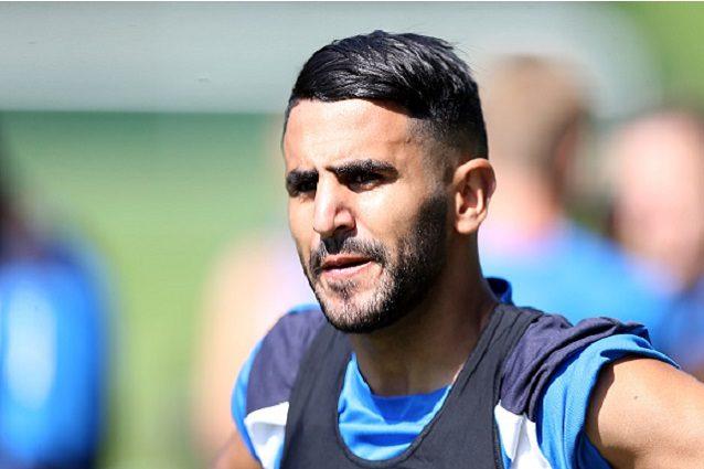 La Roma vuole Mahrez: c'è l'offerta
