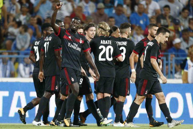 Europa League, Milan-Craiova 1-0: Rodriguez fa sorridere Montella