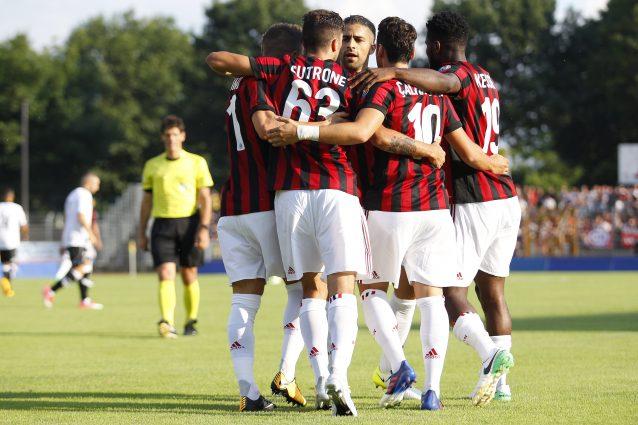Montella e il suo Milan da 3-5-2: ora si può