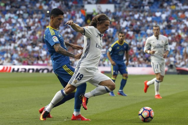 Seconda Maglia Real Madrid Modrić