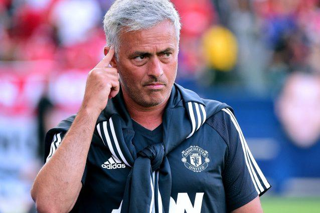 Man United, Mourinho: