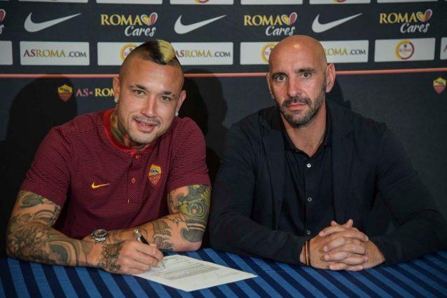 Calciomercato Roma, Gimenez o Rodrigo Caio se parte Manolas