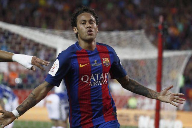 Spagna: contatti fra Neymar e il PSG