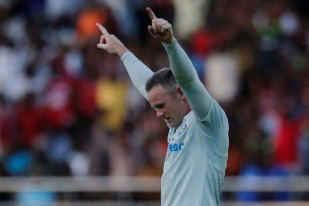 Rooney, gol da favola nel secondo debutto con l'Everton