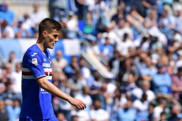 """Ferrero: """"La Juve non vuole Schick? Lo vendo ad altre 4 squadre"""""""