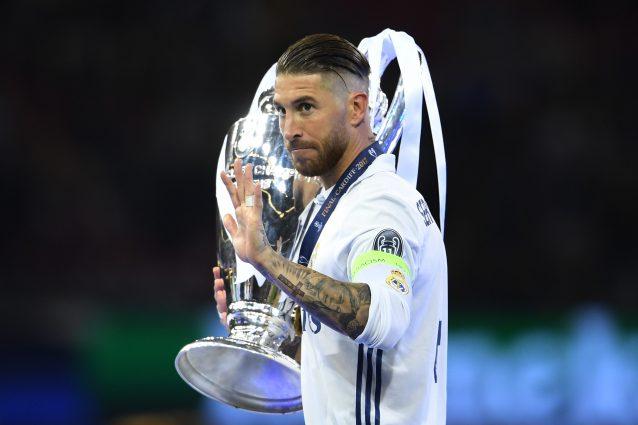 """Real Madrid, Ramos avverte: """"Vogliamo vincere ancora. Zidane è super"""""""