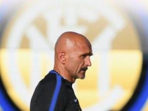 Il tecnico a Brunico – Fonte: Twitter Inter
