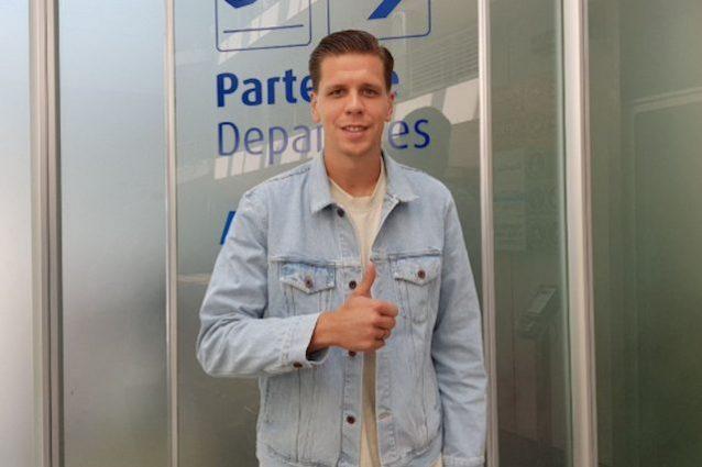 Ufficiale il trasferimento di Szczesny alla Juventus