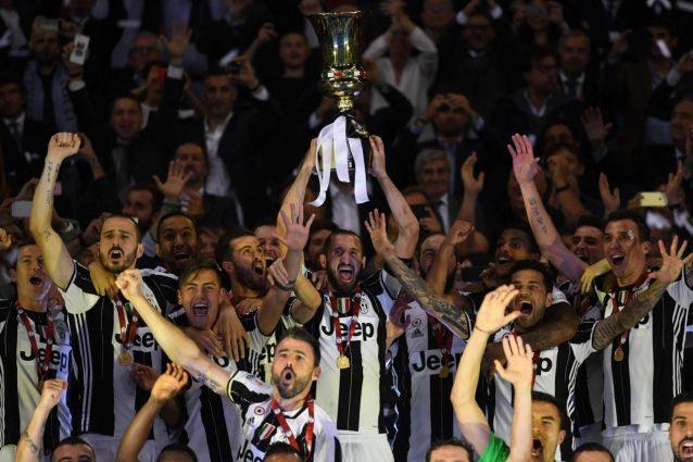 Tim Cup 17-18, il sorteggio del tabellone: Milan-Inter e Juve-Roma possibili quarti