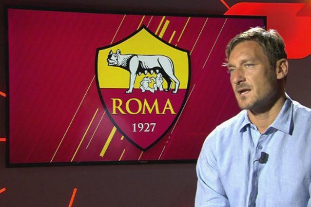 """Totti: """"Presto sarò un dirigente della Roma"""""""