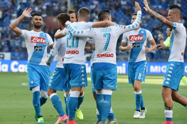 Audi Cup: Napoli ko 2-1 contro l'Atletico Madrid