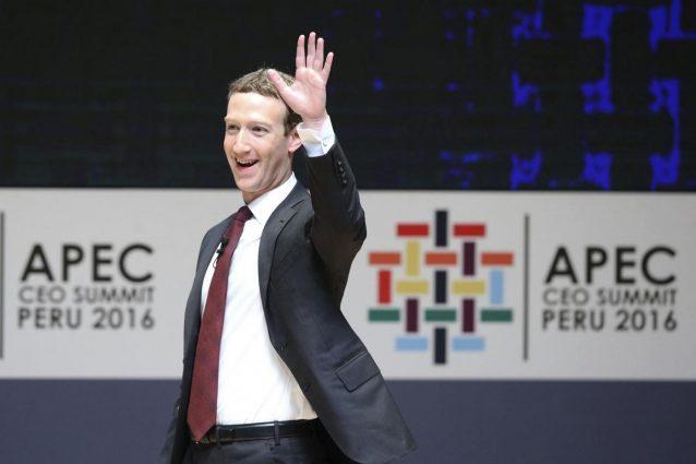 Mister Facebook, Mark Zuckerberg, ha offerto 1 miliardo di sterline per il Tottenham