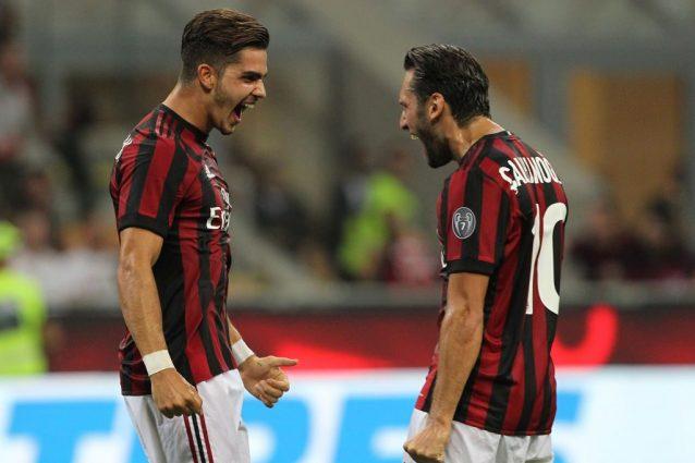 Europa League: game, set e match Milan. Shkendija travolto
