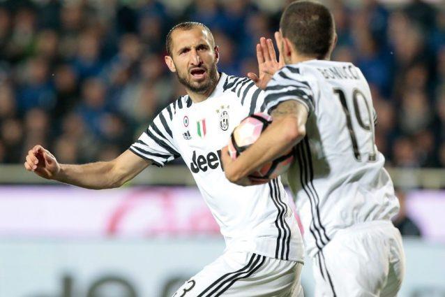 """Chiellini: """"L'addio di Bonucci? Come con Vidal, Pirlo o Pogba. Alla fine vinciamo sempre"""""""