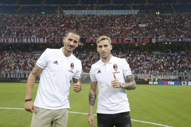 Milan, risolta la grana fidejussioni: Biglia e Bonucci possono giocare