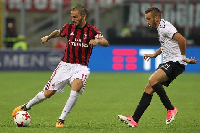 Milan, Bonucci lancia la sfida:
