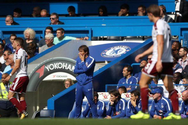Premier, esordio da incubo per Conte, Chelsea battuto in casa dal Burnley