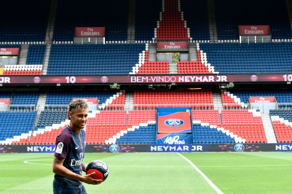 1dd0c7ff396334 Neymar al Psg, la trattativa più costosa di sempre | Calcio Fanpage
