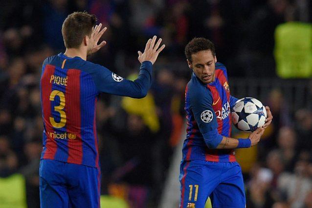 "Piquè, l'ultimo retroscena su Neymar al Psg: ""Si sapeva già al matrimonio di Messi"""