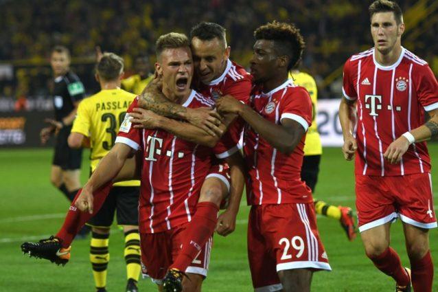 Supercoppa di Germania, il Bayern stende il Borussia ai rigori. Aubameyang e Lewa show!