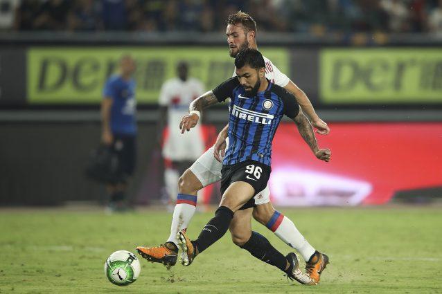 Calciomercato Inter, è fatta per Gabigol al Benfica: andrà in prestito