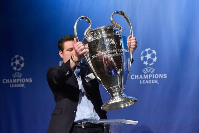 Date e calendario della Champions League 2017/2018