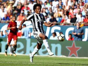 Juventus, problema ad un polpaccio per Cuadrado: a rischio per la Supercoppa