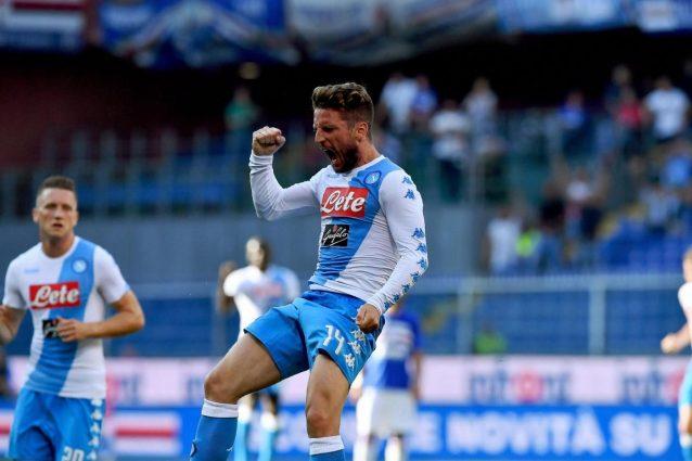 Napoli, la lista Champions per il playoff con il Nizza