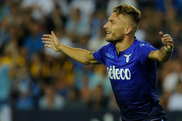 Lazio, Immobile in formato Supercoppa: subito in gol pensando alla Juventus
