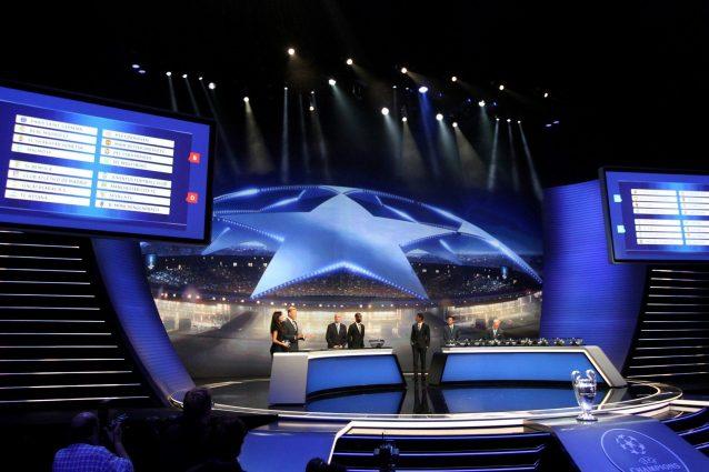 Champions League, Juventus, Roma e Napoli rischiano gironi di ferro