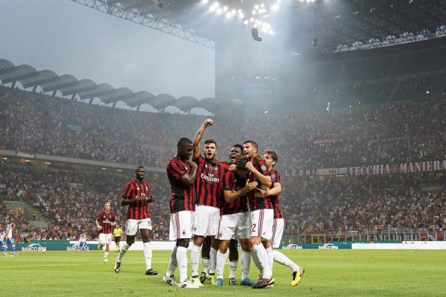 Milan, Craiova schiantato a San Siro. Adesso il sorteggio dei playoff di Europa League