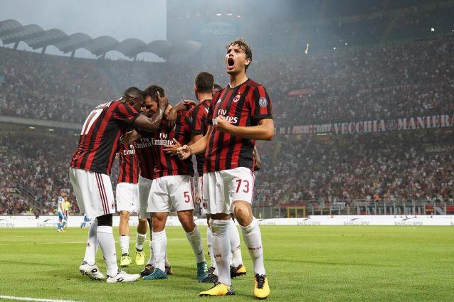 Milan qualificato, Conti e Cutrone da applausi. Manca un esterno d'attacco e una punta