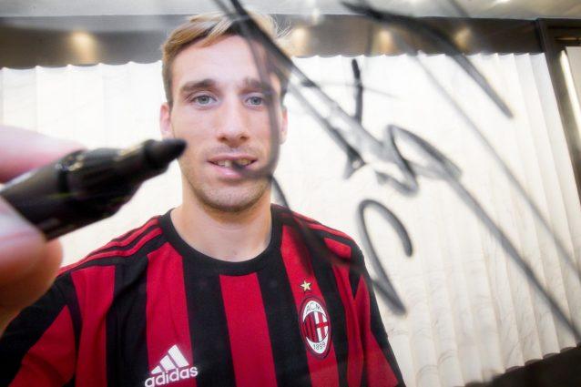 Lucas Biglia, ex Lazio al Milan da questa estate
