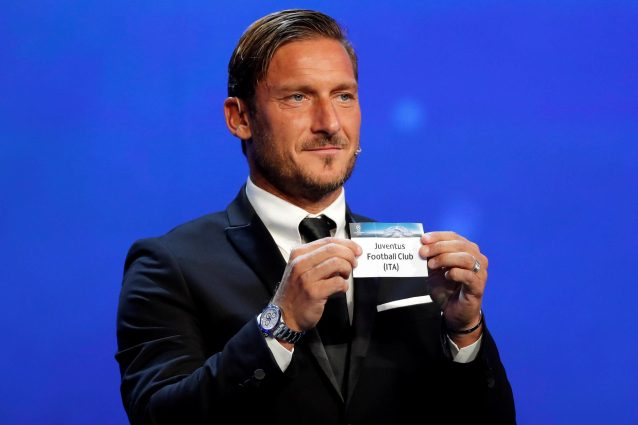 Juve, Roma, Napoli ai gironi di Champions: Djordjevic, Vucinic e Cavani, amarcord di Coppa