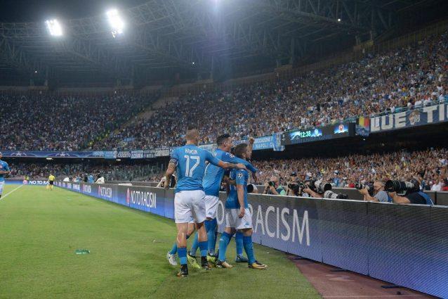 """Napoli, Mertens soddisfatto a metà: """"Il 2-0 al Nizza è troppo poco"""""""