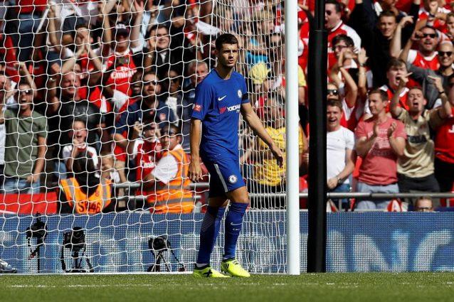 """Morata: """"Dopo il rigore sbagliato con l'Arsenal mi stanno ammazzando di critiche"""""""