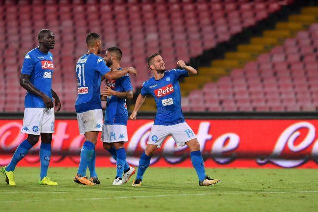 Napoli-Nizza, tutto esaurito al San Paolo per il playoff di Champions