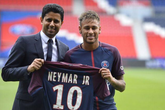 Valore di mercato dell'attacco: Chelsea in testa, Neymar fa volare il Psg. United a picco
