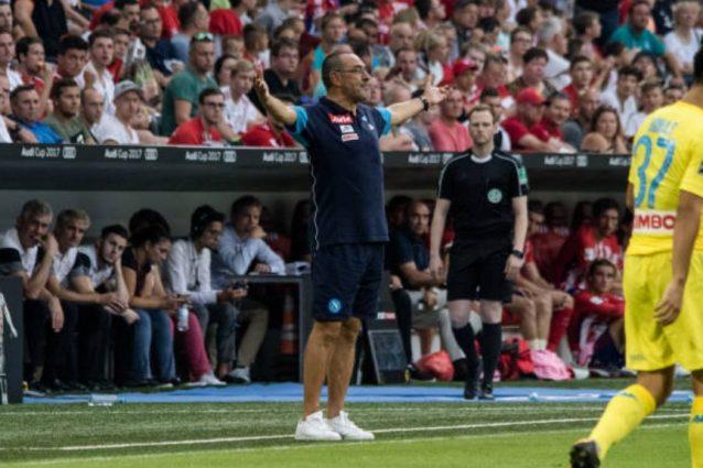 Il Napoli sfida il Bayern