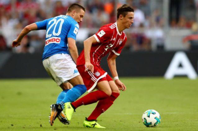 Meglio il Bayern in avvio