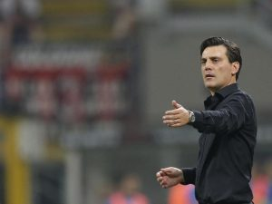 """Milan, Montella scaccia la paura: """"Bonucci e Biglia presto in campo"""""""