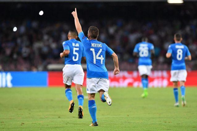 Napoli, Mertens e Jorginho al top. Il flop sono le (troppe) occasioni fallite