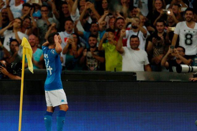 Paradosso Uefa, al Sassuolo concesse il lutto al braccio: no al Napoli!